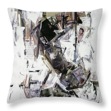 Recordare Throw Pillow