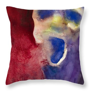 Recovery Throw Pillow