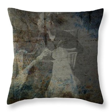 Recurring Throw Pillow