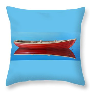 Boat Throw Pillows