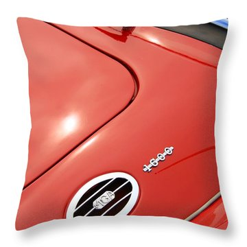 Throw Pillow featuring the photograph Red Bonnett by Stephen Mitchell