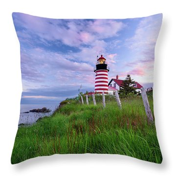 Red, White And Blue - Vertical Throw Pillow