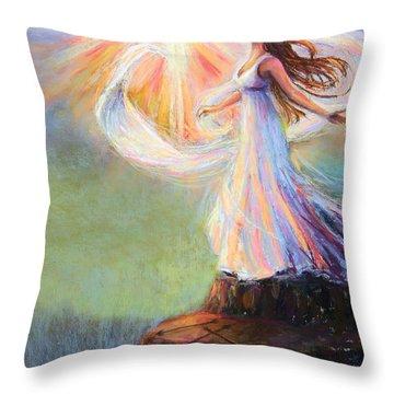 Redeemed Throw Pillow