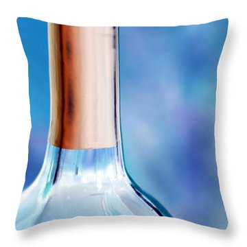 Redemption Throw Pillow by Amanda Barcon