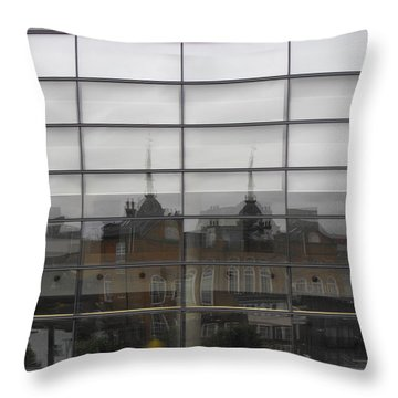 Refection Arsenal 04 Throw Pillow