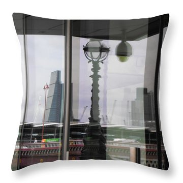 Refection Blackfriars Throw Pillow