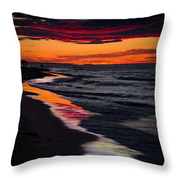 Reflect On This Throw Pillow