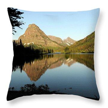 Reflection 2 Throw Pillow