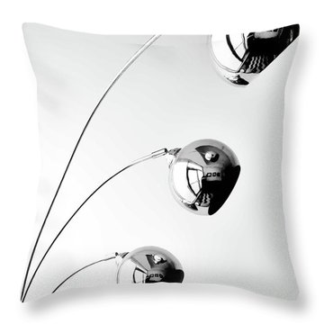 Reflection And Refraction 2 Throw Pillow
