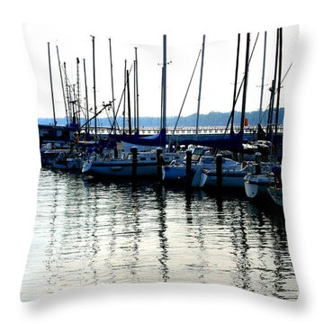 Reflections -  Image  1 Throw Pillow
