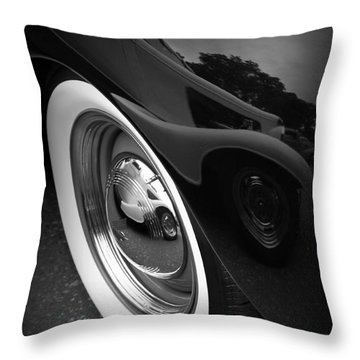Reflections 2 Throw Pillow by Perry Webster