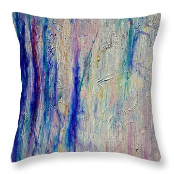 Reflections I Throw Pillow