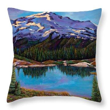 Rocky Mountain Throw Pillows
