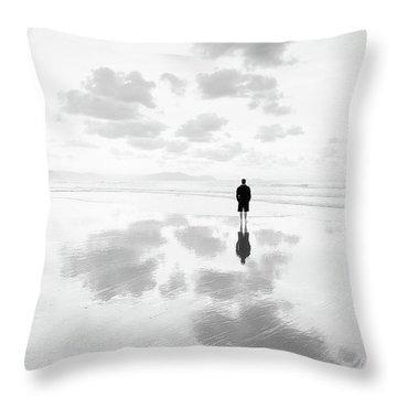 Reflexions Throw Pillow