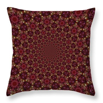 Refrosting Throw Pillow