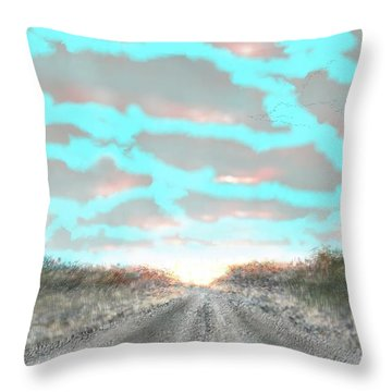 Refugio Throw Pillow