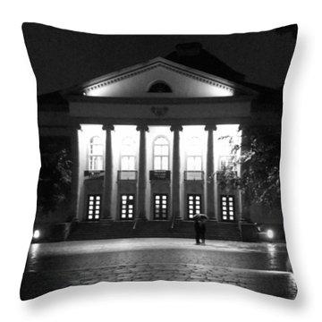Regentheater.#regen Throw Pillow