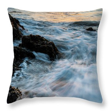 Relentless  Throw Pillow