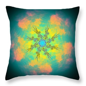Reluctured Throw Pillow