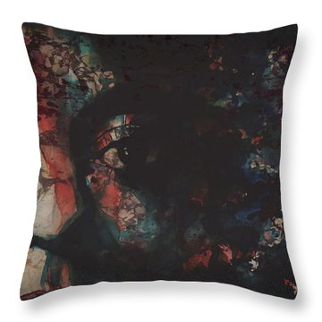 Remember Me Throw Pillow by Paul Lovering