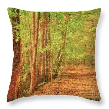Remember September Throw Pillow