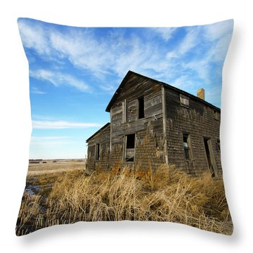 Throw Pillow featuring the photograph Remember The Past Work For The Future 2 by Bob Christopher