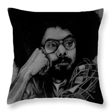 Remember The Time Throw Pillow
