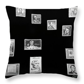 Remember When Throw Pillow by Kathleen Struckle