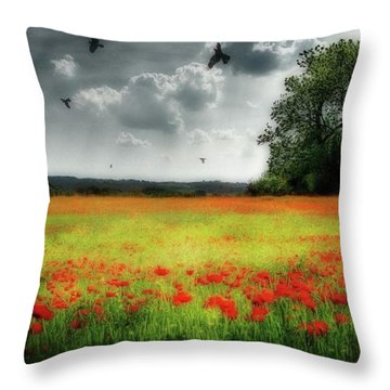 Remember #rememberanceday #remember Throw Pillow