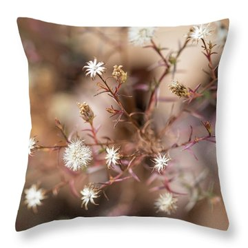 Remnants -  Throw Pillow