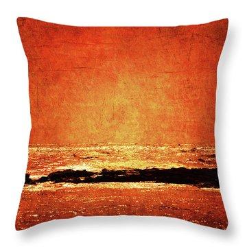 Renaissance Throw Pillow by Andrew Paranavitana
