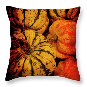 Renaissance Squash Throw Pillow