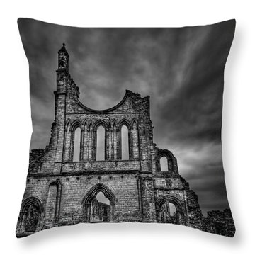 Renascence Of Ancient Spirit Throw Pillow by Evelina Kremsdorf