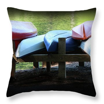 Rent Me Throw Pillow