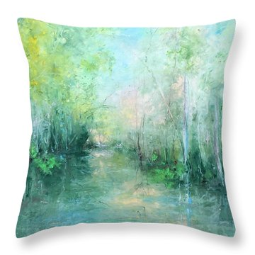 Reoccurring Dream Throw Pillow