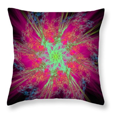 Reprovideo Throw Pillow