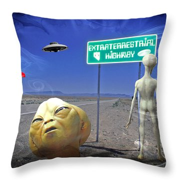 Rescue Ver 1 Throw Pillow