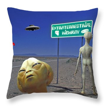 Rescue Ver 3 Throw Pillow