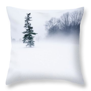 Resilience Throw Pillow