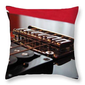 Resonance Throw Pillow