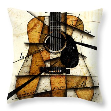 Dreadnought Throw Pillows