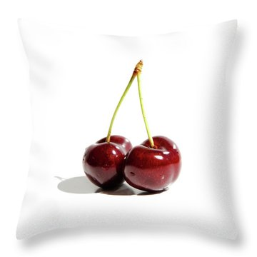 Resplendent Still Life Throw Pillow