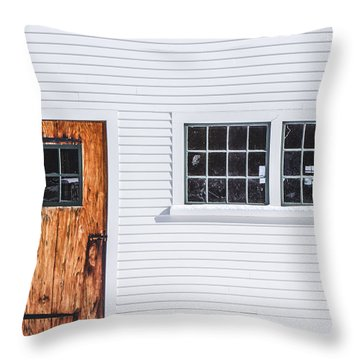 Restoration Throw Pillow