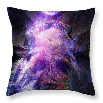 Resurrection Throw Pillow