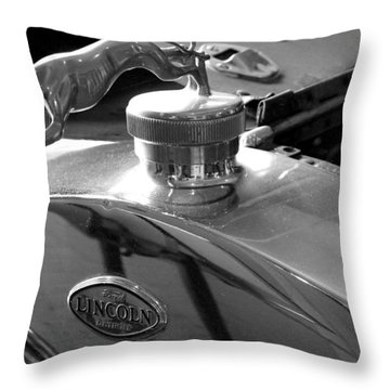 Retire Gracefully Throw Pillow