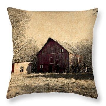 Retired 2 Throw Pillow