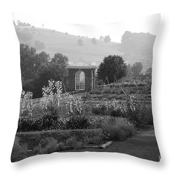 Retreat Throw Pillow by Eric Liller