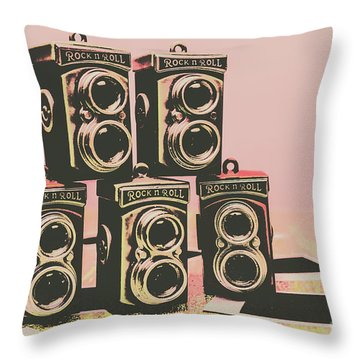 Revival Throw Pillows