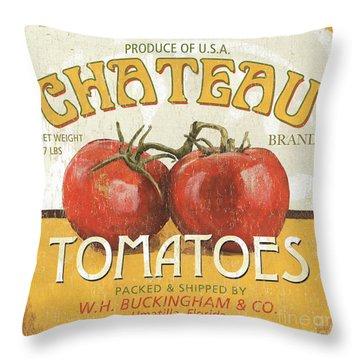 Organic Throw Pillows