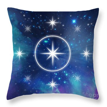 Return Within Throw Pillow